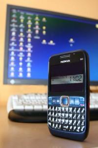 Das Nokia E63 als treuer Begleiter eines Bildjournalisten