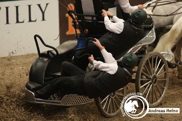 Bilder-Galerie Partner Pferd 2014Ijsbrand Chardon - FEI Weltcup Fahren - FEI Worldcup Driving