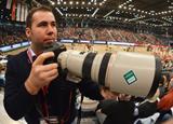 Andreas Heine auf einem Event
