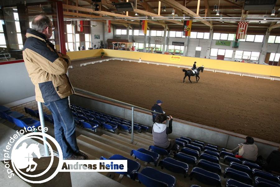 Impressionen - Hallenlandesmeisterschaften Dressur 2014 - Sachsen-Anhalt in Prussendorf