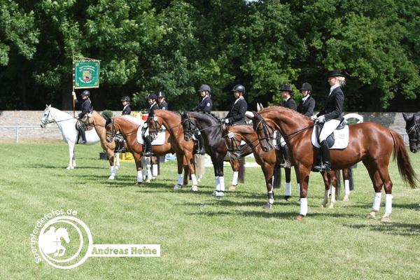 Landesmeisterschaften Jun/JR/Pony Beesenlaublingen 2014
